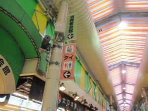 タイのエレベータ
