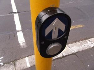横断用のボタン?