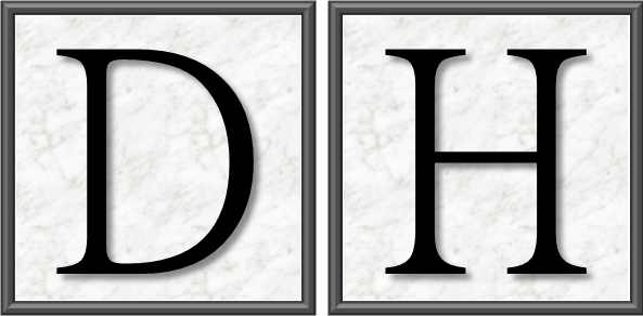 D or H