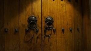 立派なドア