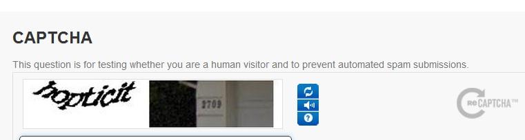 低解像度なCAPTCHA